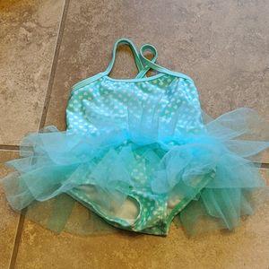 🍀OP Swimsuit Size 6-9 Months